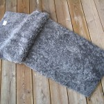 KLÄ0001 Laminoklädsel grå fåtölj  2000:-